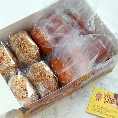 [통영 꿀단지] 통영꿀빵