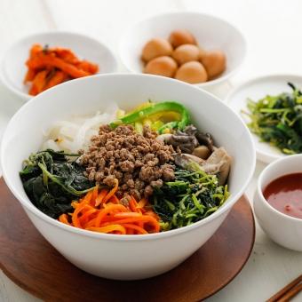 [셰프찬 옥수동본점] 비빔밥세트 370g