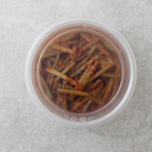 [셰프찬 옥수동본점] 마늘쫑무침 130g