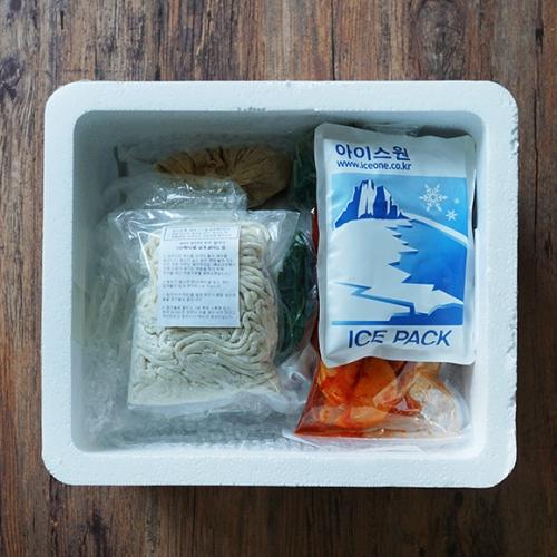 [남양주 손맛칼국수]들깨&부추칼국수